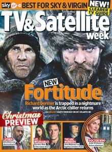 TV & Satellite Week - 01 December 2018