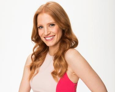 Jessica Chastain at the 85th Academy Awards - Nominees Luncheon at The Beverly Hilton Hotel on February 4, 2013