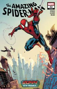 Amazing Spider-Man 032 2019 Digital F Zone