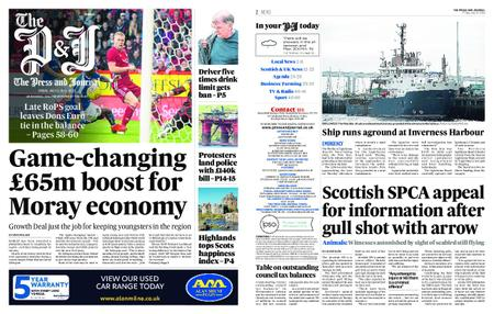 The Press and Journal Moray – July 12, 2019