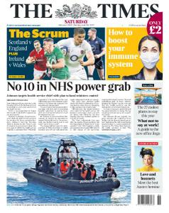 The Times - 8 February 2020