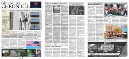 Gibraltar Chronicle – 04 September 2018