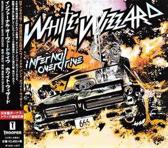 White Wizzard - Infernal Overdrive (2018) [Japanese Ed.]