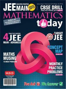 Mathematics Today - February 2019