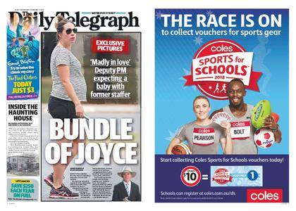 The Daily Telegraph (Sydney) – February 07, 2018