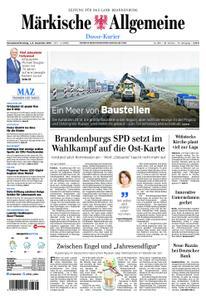 Märkische Allgemeine Dosse Kurier - 01. Dezember 2018