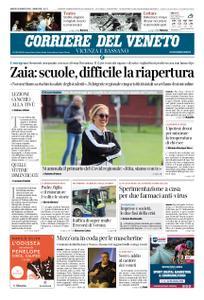 Corriere del Veneto Vicenza e Bassano – 28 marzo 2020