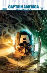 Ultimate Captain America 02 of 4 2011 Digital Zone