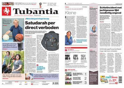 Tubantia - Enschede – 19 juni 2018