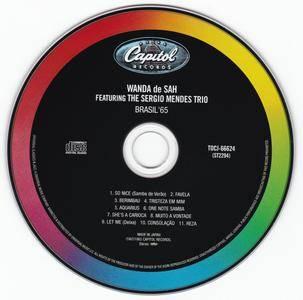The Sergio Mendes Trio & Wanda De Sah - Brasil '65 (1965) {2013 Japan Jazz & Bossa Nova Best & More Series CD04of8}