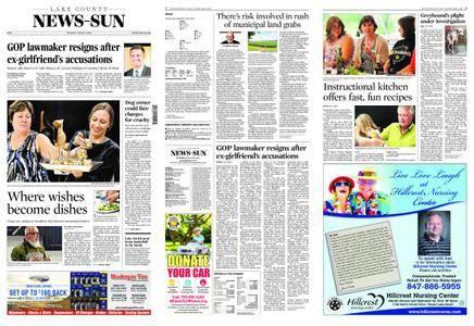 Lake County News-Sun – August 02, 2018