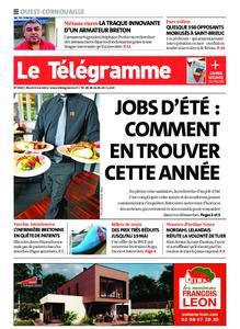Le Télégramme Ouest Cornouaille – 04 mai 2021