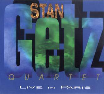 Stan Getz Quartet - Live In Paris (1996) (Repost)