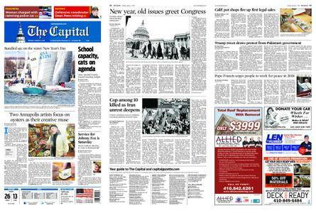 The Capital – January 02, 2018