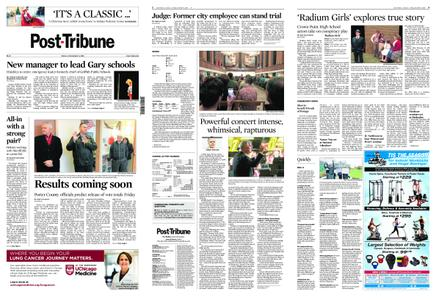 Post-Tribune – November 09, 2018