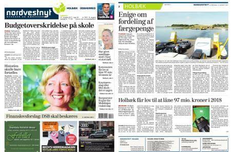 Nordvestnyt Holbæk Odsherred – 31. august 2017
