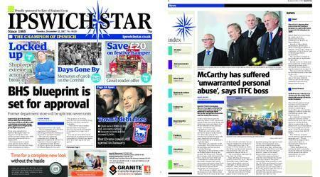 Ipswich Star – December 12, 2017