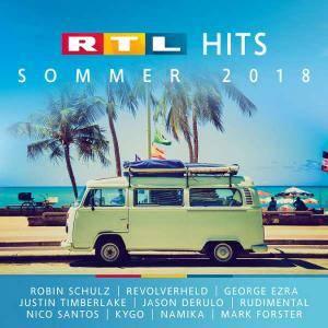VA - Rtl Hits Sommer 2018 (2018)