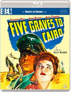 Five Graves to Cairo (1943) [Masters of Cinema - Eureka!]