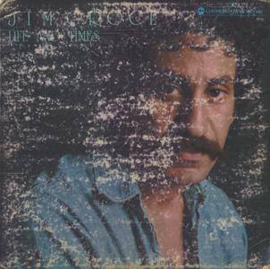 Jim Croce - Life And Times (1973) US Quad Pressing - LP/FLAC In 24bit/96kHz