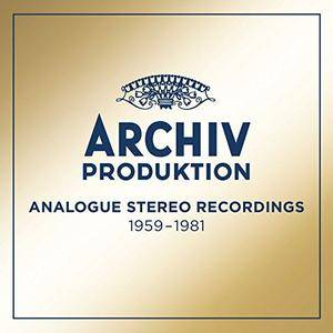 VA - Archiv Produktion: Analogue Stereo Recordings 1959-1981 (2016) (50 CDs Box Set)