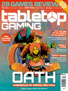 Tabletop Gaming - April 2020