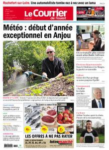 Le Courrier de l'Ouest Cholet – 06 mai 2021