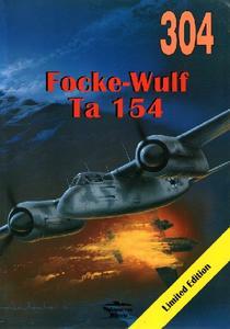 "Focke-Wulf Ta 154 ""Moskito"" (Wydawnictwo Militaria 304)"