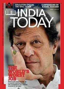 India Today - August 13, 2018