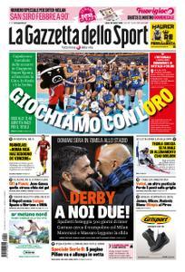 La Gazzetta dello Sport Sicilia – 20 ottobre 2018