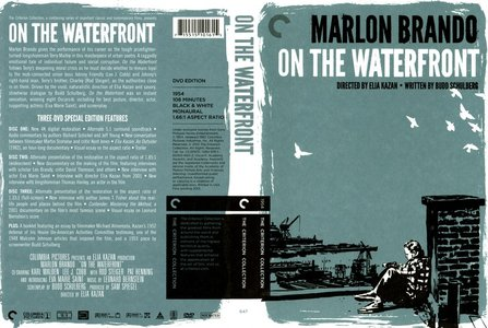On the Waterfront (1954) [The Criterion Collection #647]