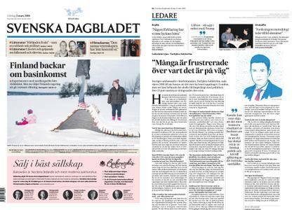 Svenska Dagbladet – 03 mars 2018