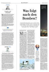 Neue Oranienburger Zeitung - 16. April 2018