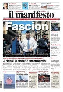 il Manifesto - 5 Maggio 2019
