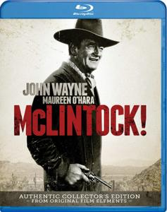 McLintock! (1963) + Extras