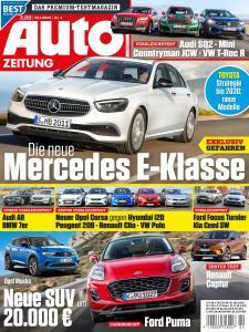 Auto Zeitung Nr.4 - 22 Januar 2020