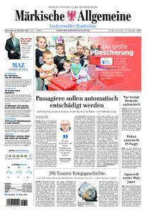 Märkische Allgemeine Luckenwalder Rundschau - 27. Dezember 2018