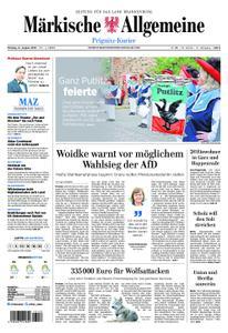 Märkische Allgemeine Prignitz Kurier - 12. August 2019