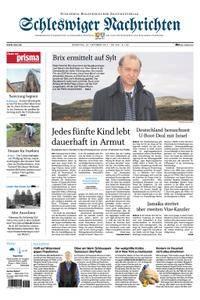 Schleswiger Nachrichten - 24. Oktober 2017