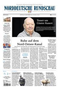 Norddeutsche Rundschau - 23. September 2019