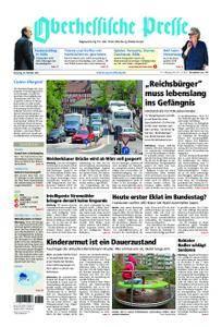 Oberhessische Presse Marburg/Ostkreis - 24. Oktober 2017
