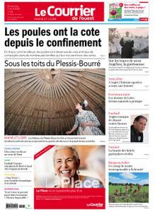 Le Courrier de l'Ouest Angers – 02 août 2020