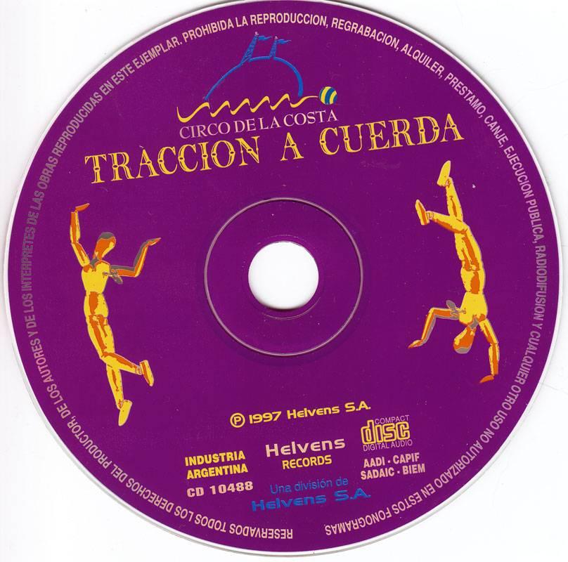 Lito Vitale - Traccion a Cuerda (1997) Repost / AvaxHome