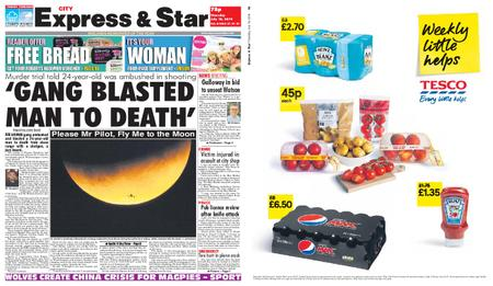Express and Star City Edition – July 18, 2019