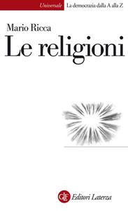 Mario Ricca - Le religioni (2015)