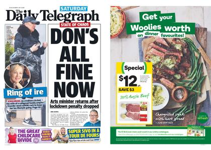 The Daily Telegraph (Sydney) – July 04, 2020