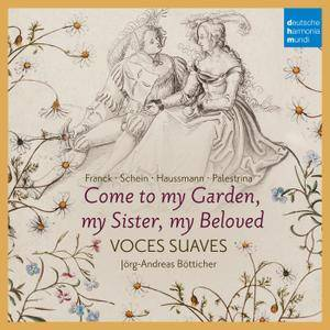 Voces Suaves - Come to My Garden - German Early Baroque Lovesongs (2018) [Official Digital Download 24/96]