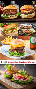Photos - Appetizing Fastfood Mix 152