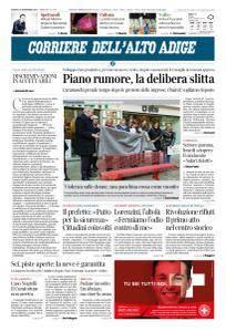Corriere dell'Alto Adige - 25 Novembre 2017