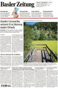 Basler Zeitung - 4 September 2019